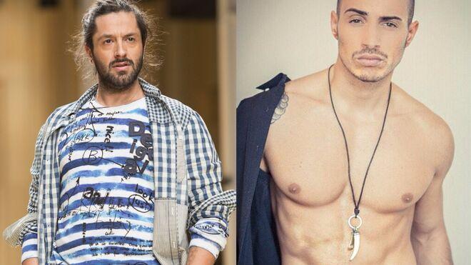 Rafael Amargo no esconde su amor por un modelo y míster llamado Klein (Cordon Press/Twitter).