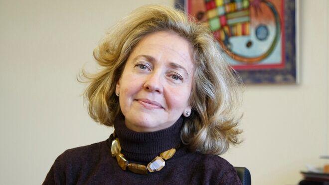 Imagen de archivo de la fiscal general del Estado, Consuelo Madrigal.