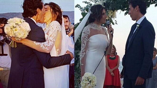 Paz Padilla se casa en secreto pero publica todas las fotos de su boda (Instagram).