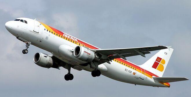 Muchos avistamientos tienen lugar en vuelos de aviones comerciales.