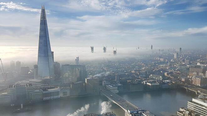 Londres desde el Sky Garden