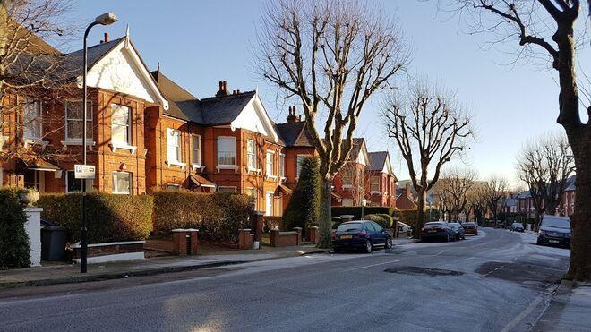 Nuestra calle en Londres