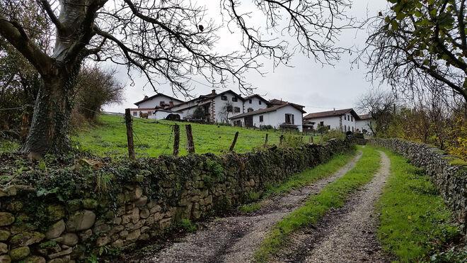 Nuestra casa en el Valle de Baztán. Navarra