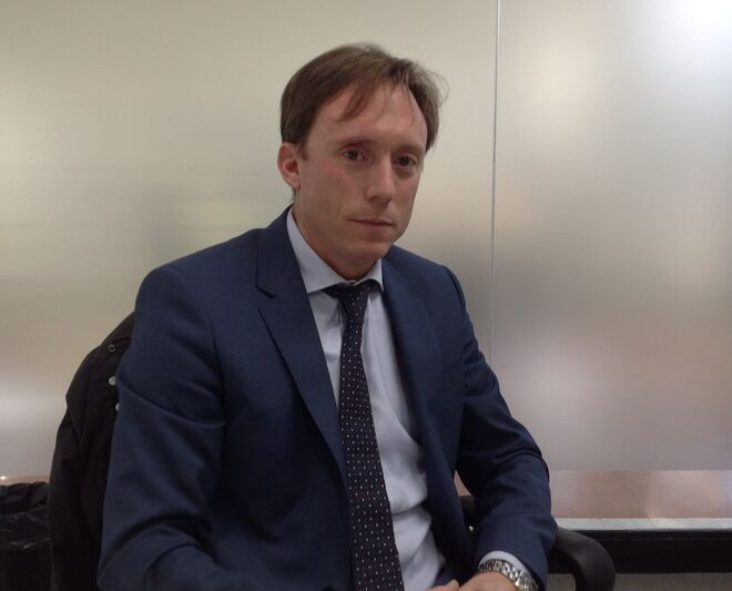 Carlos Sardinero, abogado y doctor en Medicina.