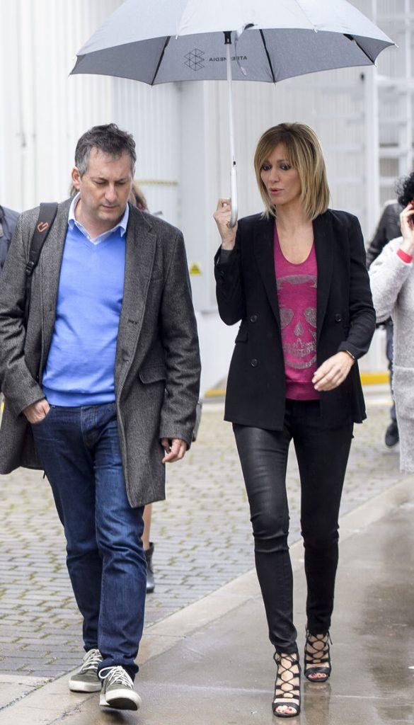 Susanna Griso y su entonces marido Carles Torras