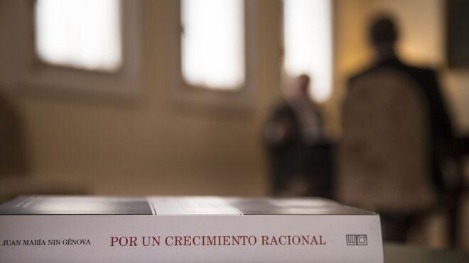 El libro que presenta Juan María Nin