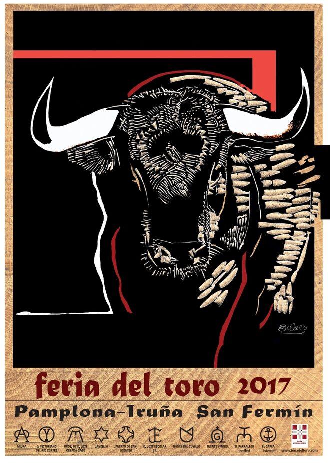 Cartel de la Feria del Toro 2017