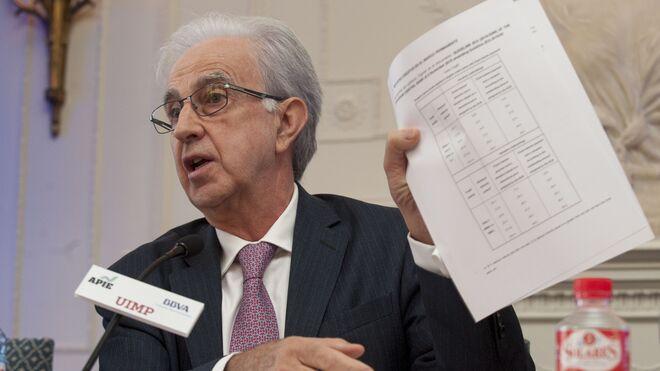 El subgobernador del Banco de España, Javier Alonso.