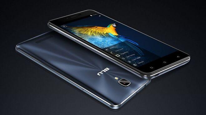 Teléfono móvil de la marca china Blu