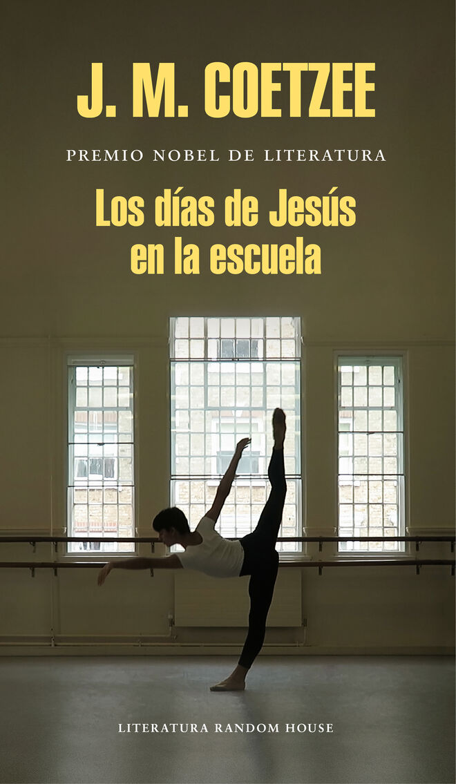 Los últimos días de Jesús en la escuela, de J.M Coetzee.