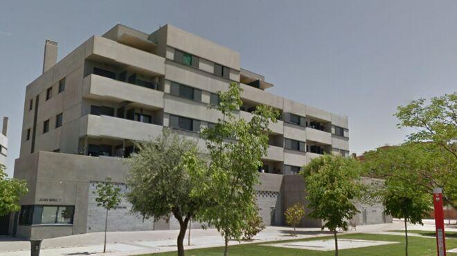 Promoción de Fidere (Blackstone) en Soto de Henares (Madrid).