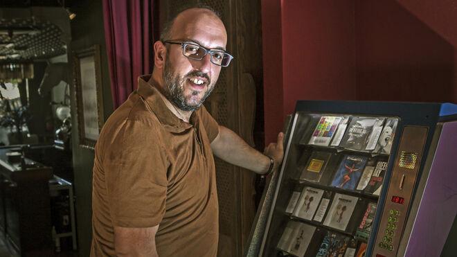 El coordinador del Sonorama, Javier Ajenjo.