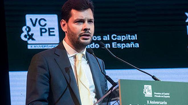 Alejo Vidal-Cuadras, jefe de KKR en España.
