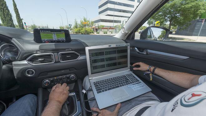 Mazda ha realizado pruebas de consumo real junto al INSIA.