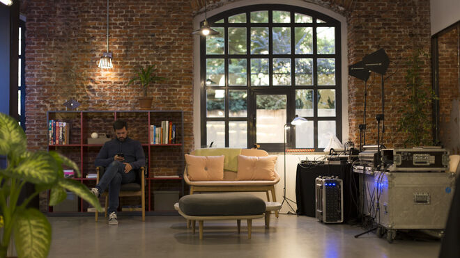 Spaces inauguró el pasado septiembre su primera sede en Madrid