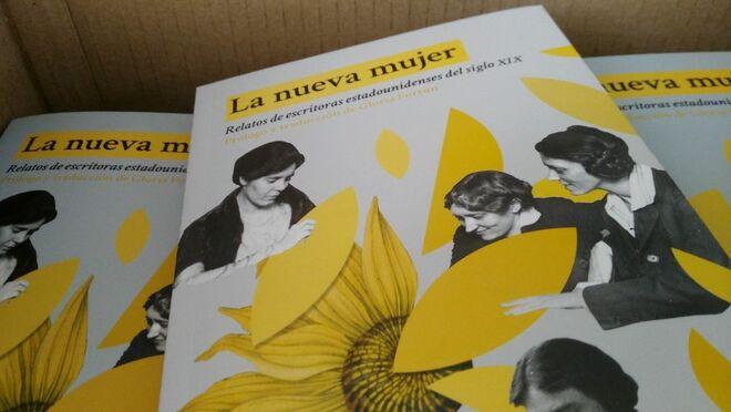 Un detalle de la portada de 'Una nueva mujer', de Dos Bigotes.