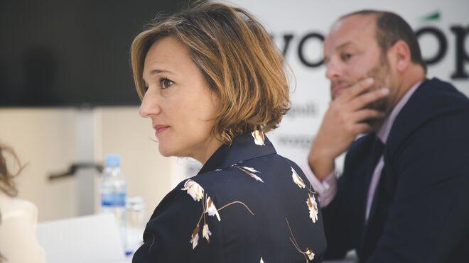 Participantes en el evento de Vozópuli y Banque de Luxembourg.