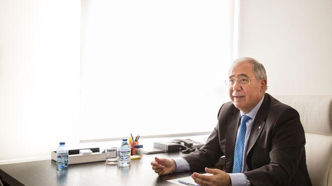 Roberto Fernández, presidente de la CRUE