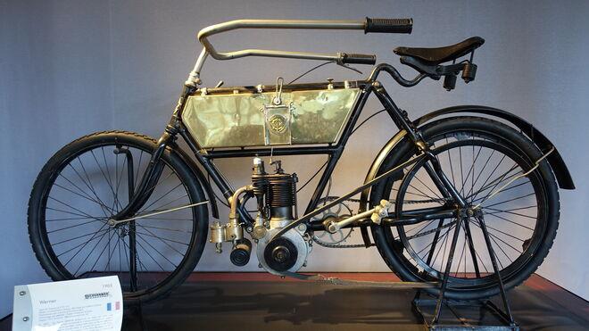 Werner 2HP, de 1903.