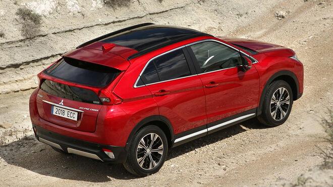 El Eclipse Cross, nueva opción SUV de Mitsubishi.