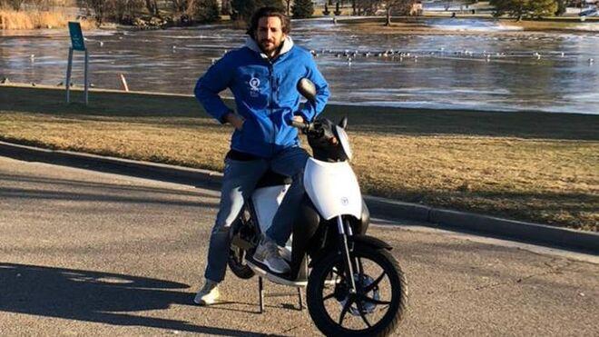 Ricky Rubio, imagen de la marca en EEUU.
