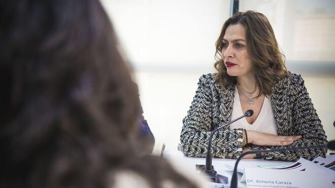 Ximena Caraza, directora en España de ProMéxico