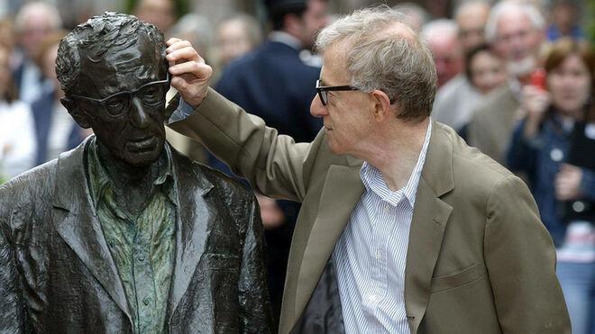 Woody Allen, en Oviedo.