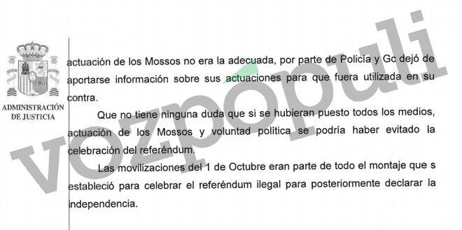 La Policía y la Guardia Civil dejaron de informar a los Mossos de sus actuaciones