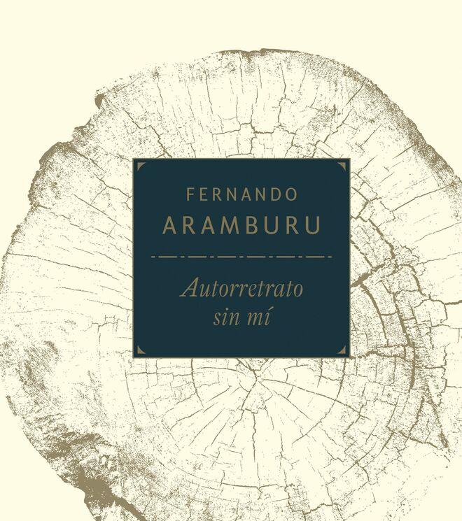 Un detalle de la portada de 'Autorretrato sin mí', de Aramburu.