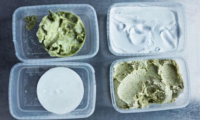 Helados Microgreen Ice Cream.