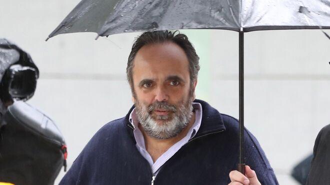 Imagen de archivo de Guillermo Ortega en la Audiencia Nacional.