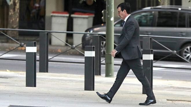 El magistrado de la Audiencia Nacional, Fernando Andreu