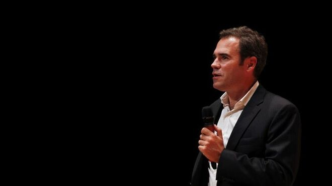 Javier Pérez Dolset, expresidente de Zed, en una imagen de archivo.