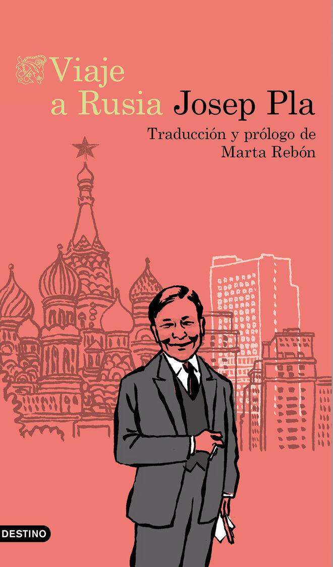 La cubierta del libro de Pla publicado por Destino.