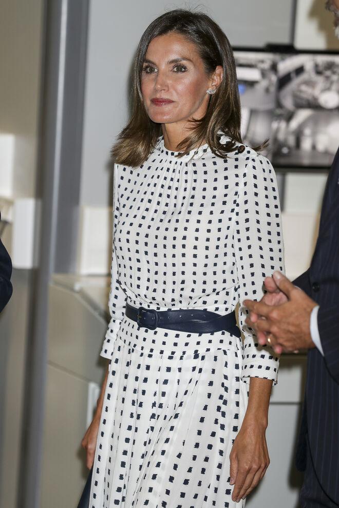 El nuevo estreno de la reina Letizia.