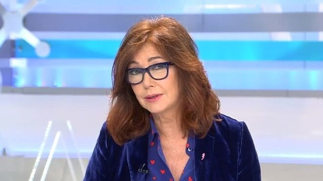 Ana Rosa, en su programa