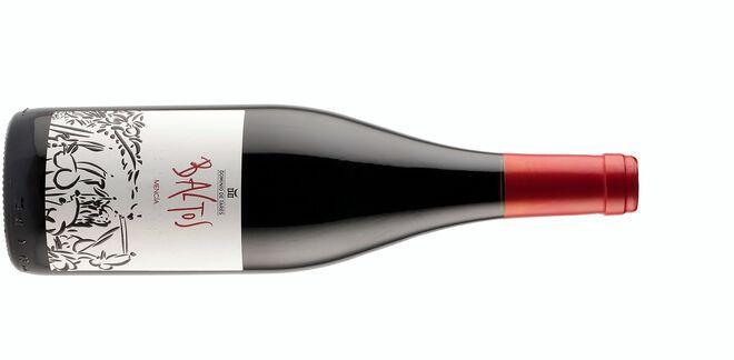 Botella de vino Baltos