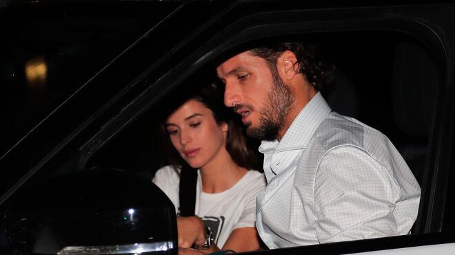 Feliciano y Sandra en una imagen de archivo