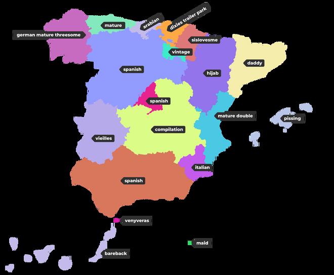 Lo que más se busca en España