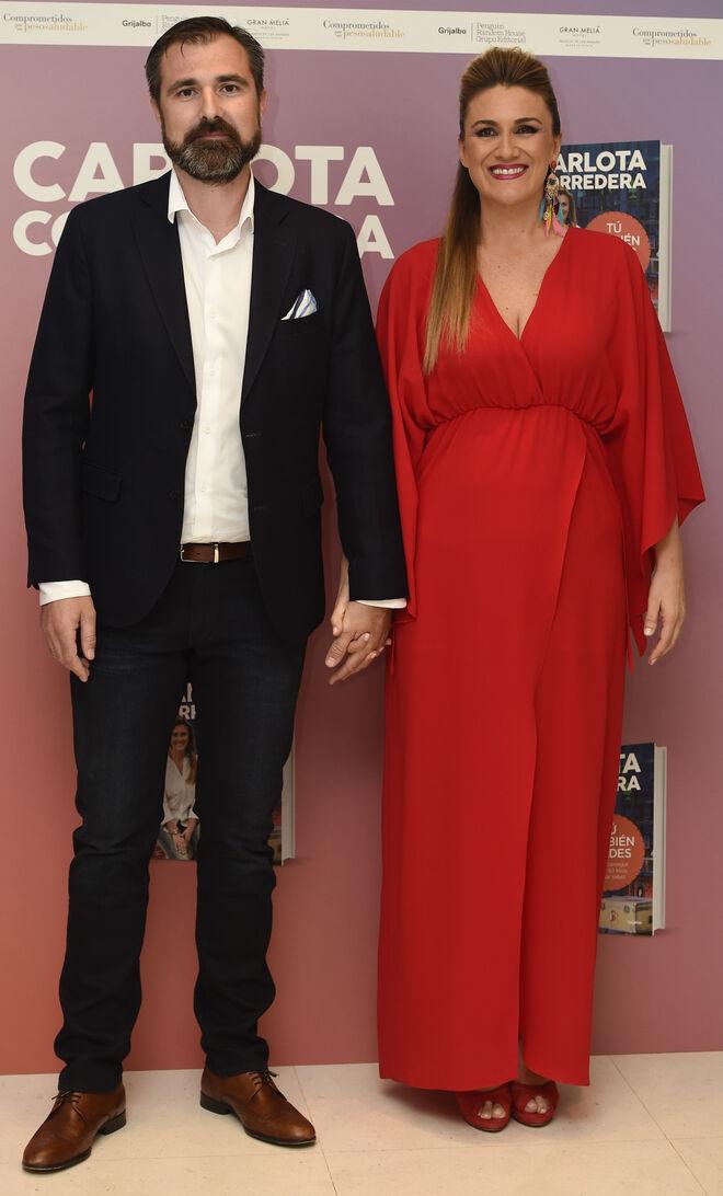 Carlota y Carlos en 2017