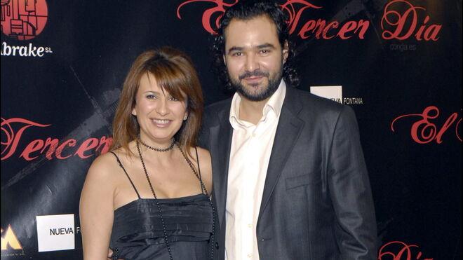 Gema López y Antonio Pardo en 2007