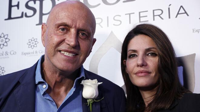 Kiko Matamoros y Cristina Pujol en febrero de 2019