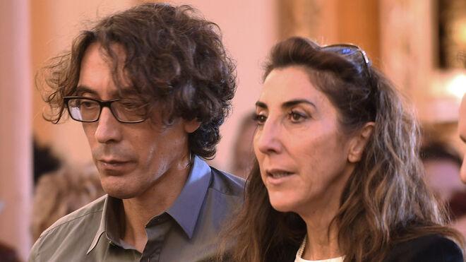 Paz Padilla y Juan Vidal Agarrado en 2018