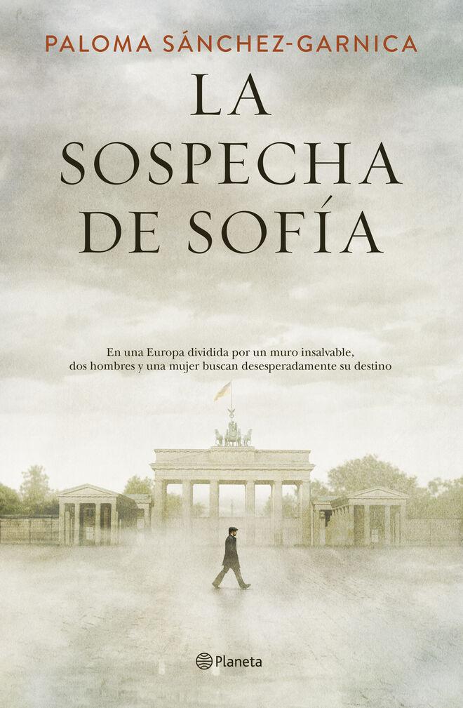 Un detalle de la cubierta del libro de Paloma Sánchez Garnica.