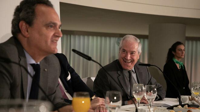Desayuno informativo con Francisco Ribeiro de Menezes, embajador de Portugal en España