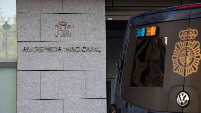Imagen de la Audiencia Nacional