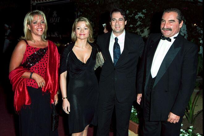 Lydia Lozano en el año 2001