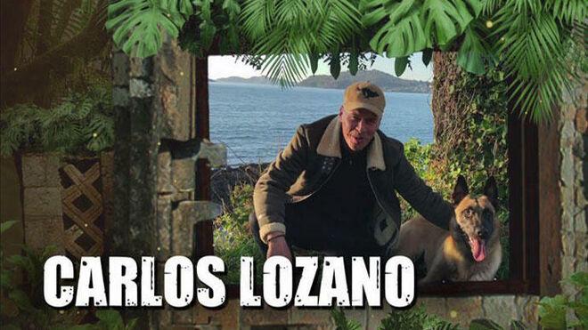Carlos Lozano, a 'Supervivientes'