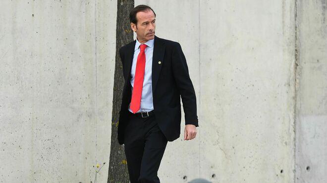 José Antonio Casaus, inspector del Banco de España