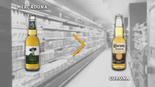 Comparativa de las cervezas de Mercadona con diferentes fabricantes